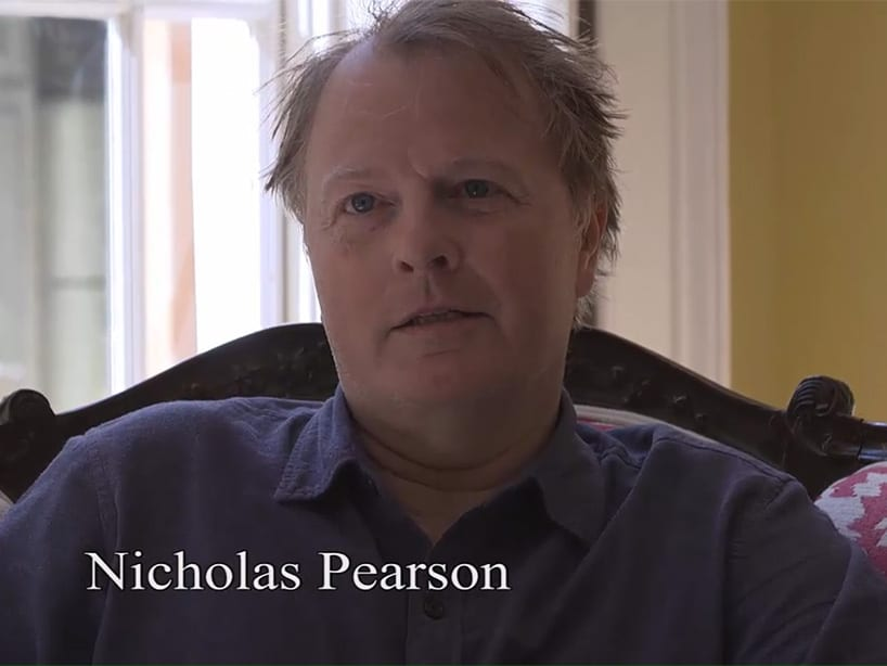 Nicholas Pearson talks about Sport of Kings by C.E Morgan (4th Estate)