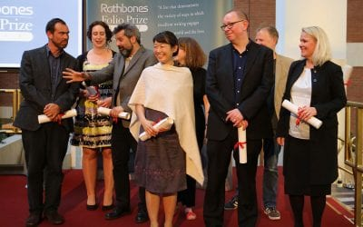 Rathbones Folio Prize 2017 Award Ceremony Photos