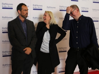 Robin Yassin-Kassab, Laura Cumming, and Francis Spufford