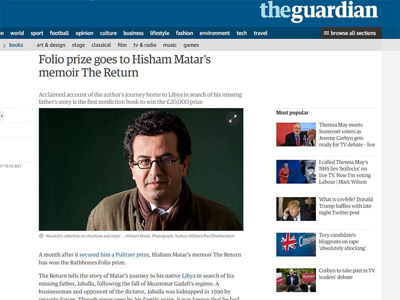 The Guardian Reports