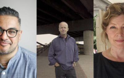 Jim Crace, Nikesh Shukla and Kate Summerscale to judge the Rathbones Folio Prize 2018