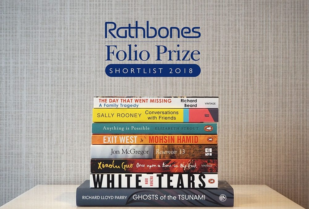 Announcing: the Rathbones Folio Prize 2018 Shortlist