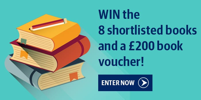 Competition: Win the Rathbones Folio Prize Shortlist!