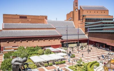 Announcing: the Rathbones Folio Prize Sessions at the British Library
