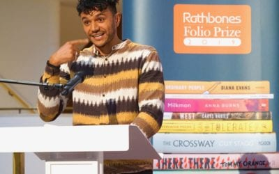 The Rathbones Folio Sessions and Prize Ceremony Photo Gallery