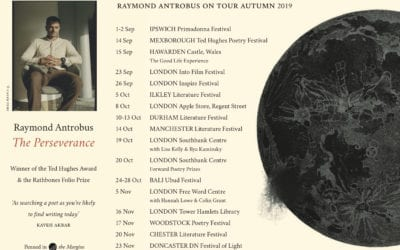 Rathbones Folio Prize Winner Raymond Antrobus' Autumn Readings