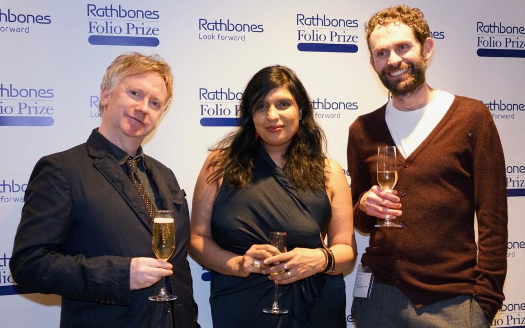 Rathbones Folio Prize 2020 Shortlist Photo Gallery