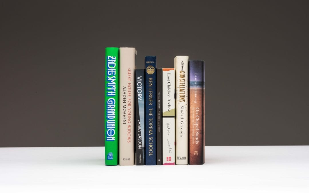 WIN A COMPLETE SET OF THE 2020 RATHBONES FOLIO PRIZE SHORTLIST
