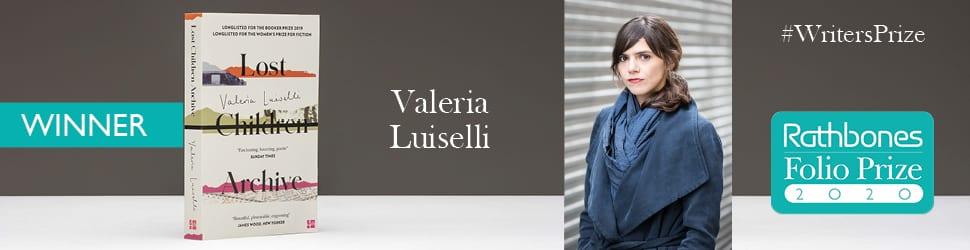 VALERIA LUISELLI WINS 2020 RATHBONES FOLIO PRIZE